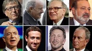 8 miliardari ricchi 1